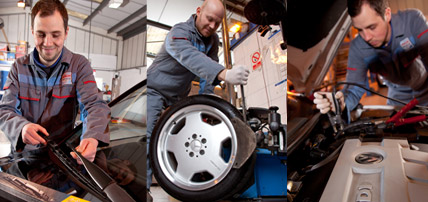 Car service excellence in Northampton