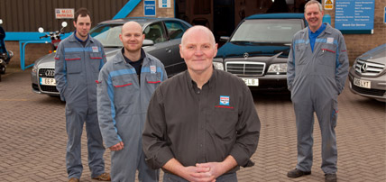Local premium car specialists based in Northampton